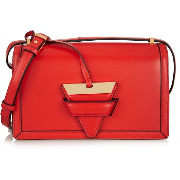 0885159106 Loewe Handbags - Loewe small barcelona in red - nwot
